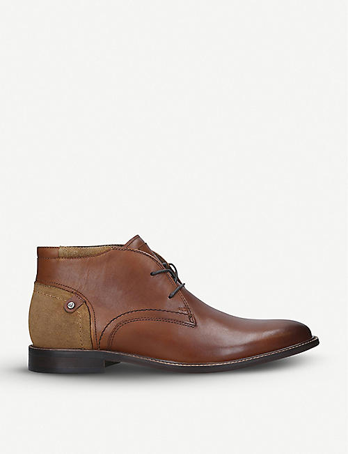 ALDO Adreini leather chukka boots