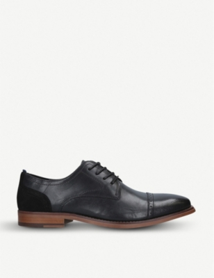 ALDO Doinna leather Derby shoes