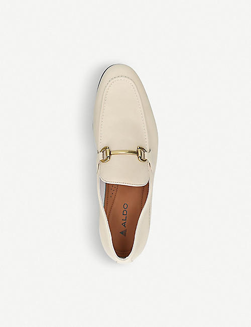 ALDO Erez horsebit leather loafers