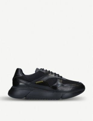 AXEL ARIGATO Genesis leather and mesh trainers