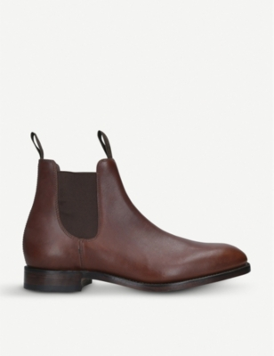 LOAKE Apsley leather Chelsea boots