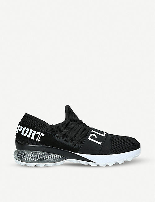 PHILIPP PLEIN SPORTS Runner Sock knitted trainers