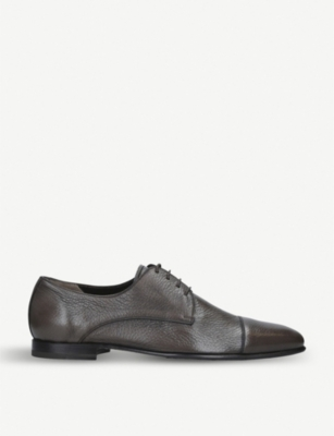 BARRETT Leather derby shoes