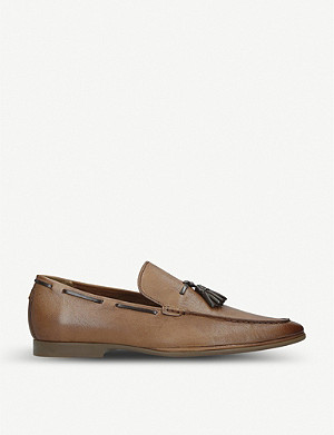 ALDO Acuven leather tassel loafers