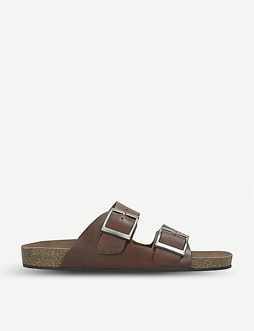 a0e51a2a5 ALDO Lagunahills leather sandals