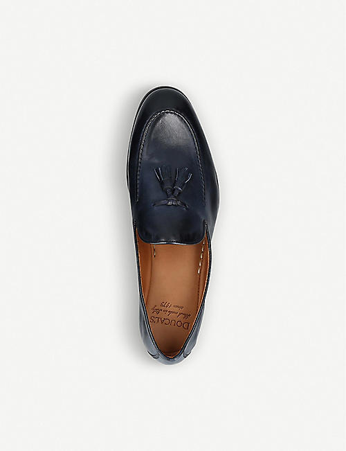 DOUCALS Max flexi leather loafers