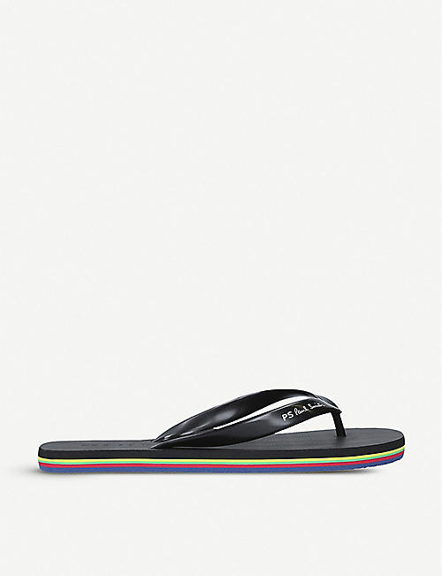 b77345e23 Sliders   flip flops - Sandals - Mens - Shoes - Selfridges