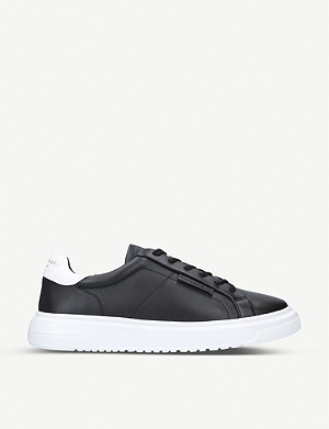 KURT GEIGER LONDON Noah leather trainers