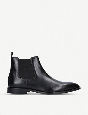 KURT GEIGER LONDON Sloane leather Chelsea boots