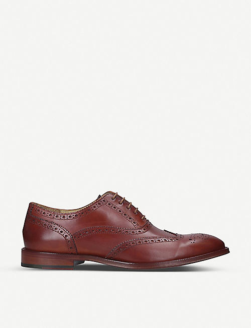 PAUL SMITH Munro leather brogues