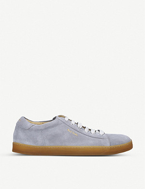 PAUL SMITH Huxley suede trainers
