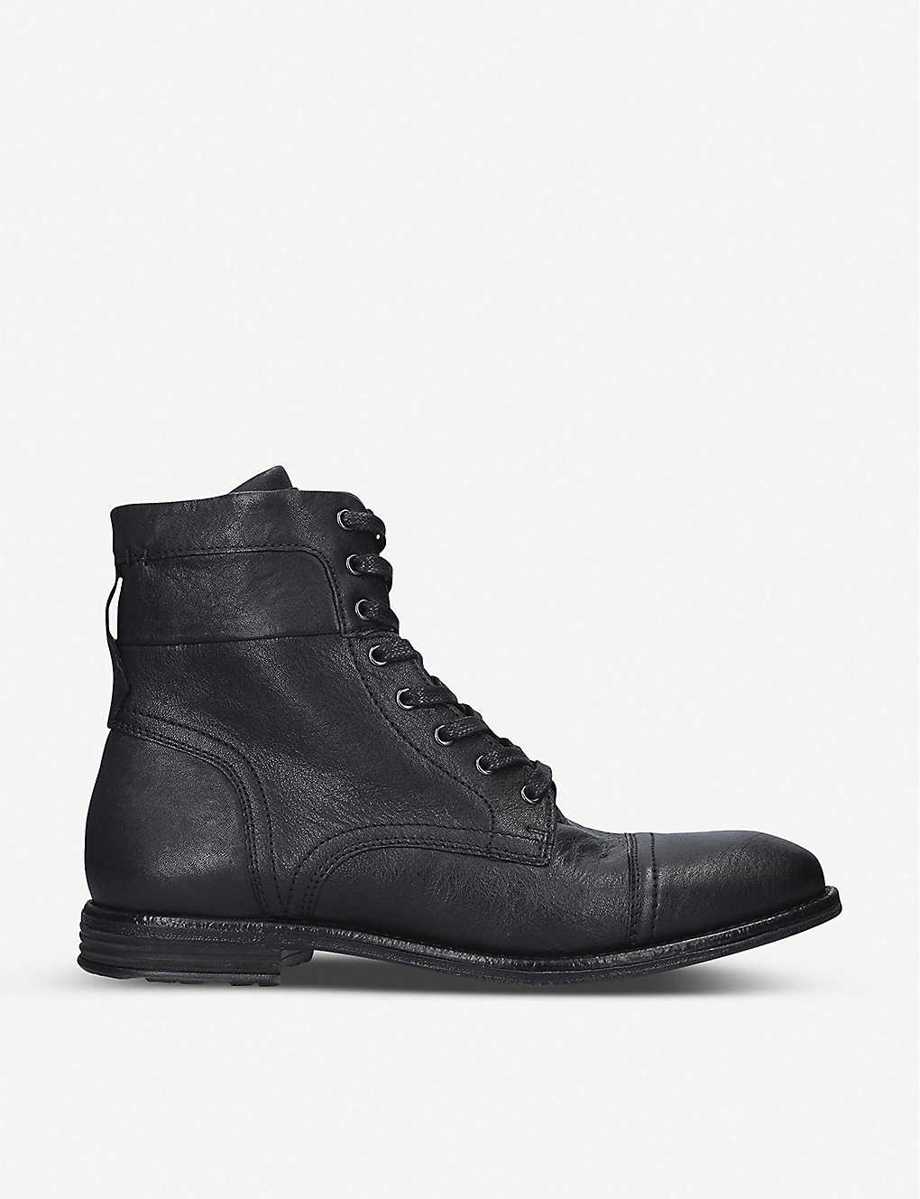 ALDO: Adrein leather ankle boots