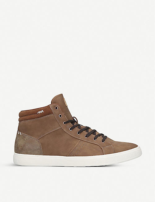 ALDO Nalewen high-top trainers