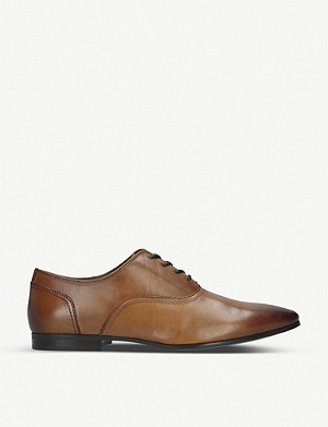 ALDO Kedireviel perforated leather oxford shoes