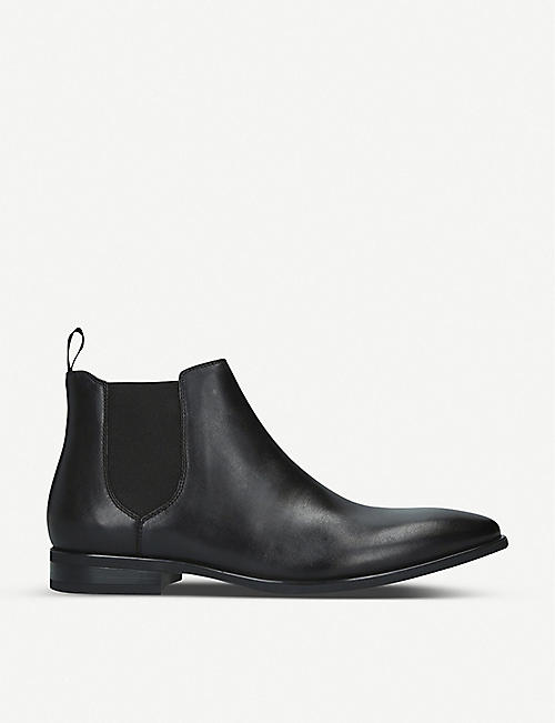 ALDO Vocien leather Chelsea ankle boots