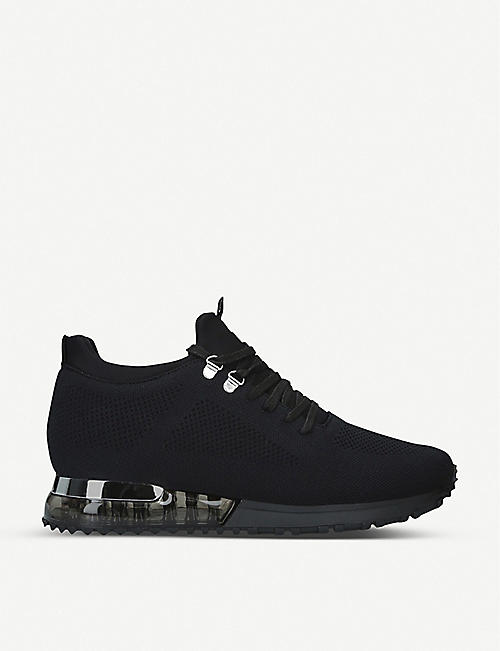 MALLET Tech Runner knit trainers
