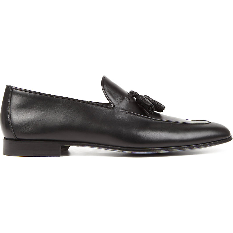 MAGNANNI | Tasselled Loafers | Goxip