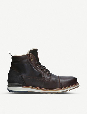 ALDO Legirelian leather boot
