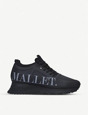 MALLET Diver 2.0 printed trainers