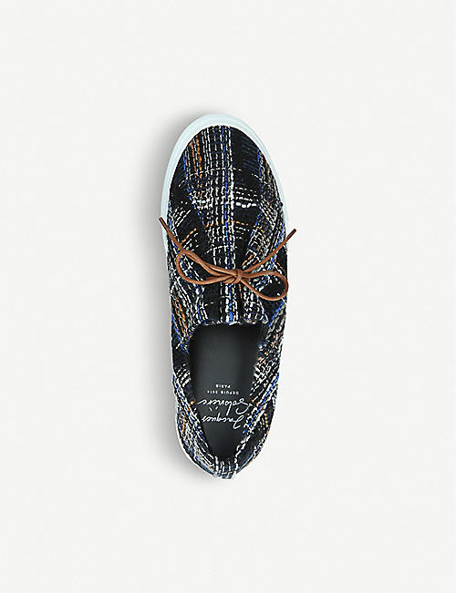 SOLOVIERE Jim tweed trainers