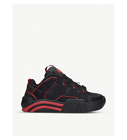 Gcds Shoes BIG G CLASSIC LOW-TOP TRAINERS