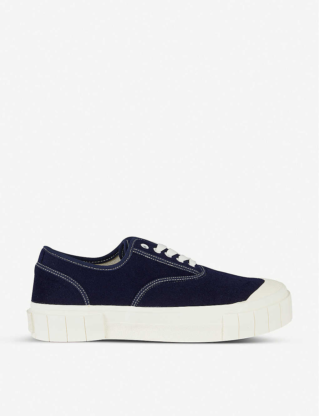 GOOD NEWS: Softball 2 wool low-top trainers