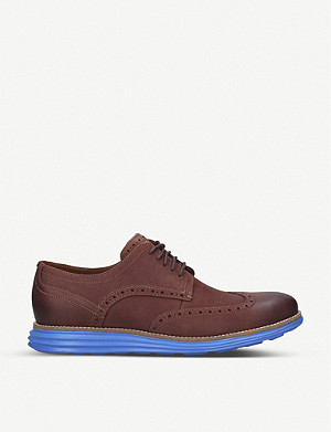 COLE HAAN Leather brogues