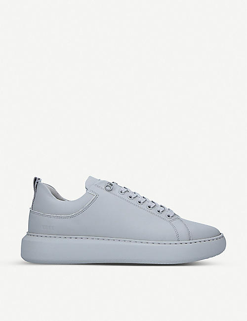 NUBIKK Scott Marlow leather trainers