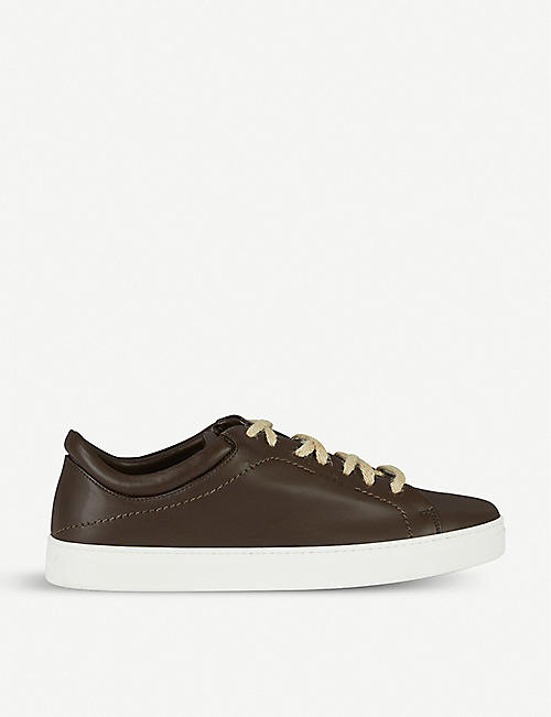 YATAY: Neven recycled-polyester low-top trainers