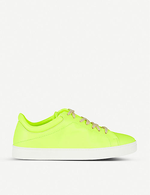 YATAY Neven recycled-polyester low-top trainers
