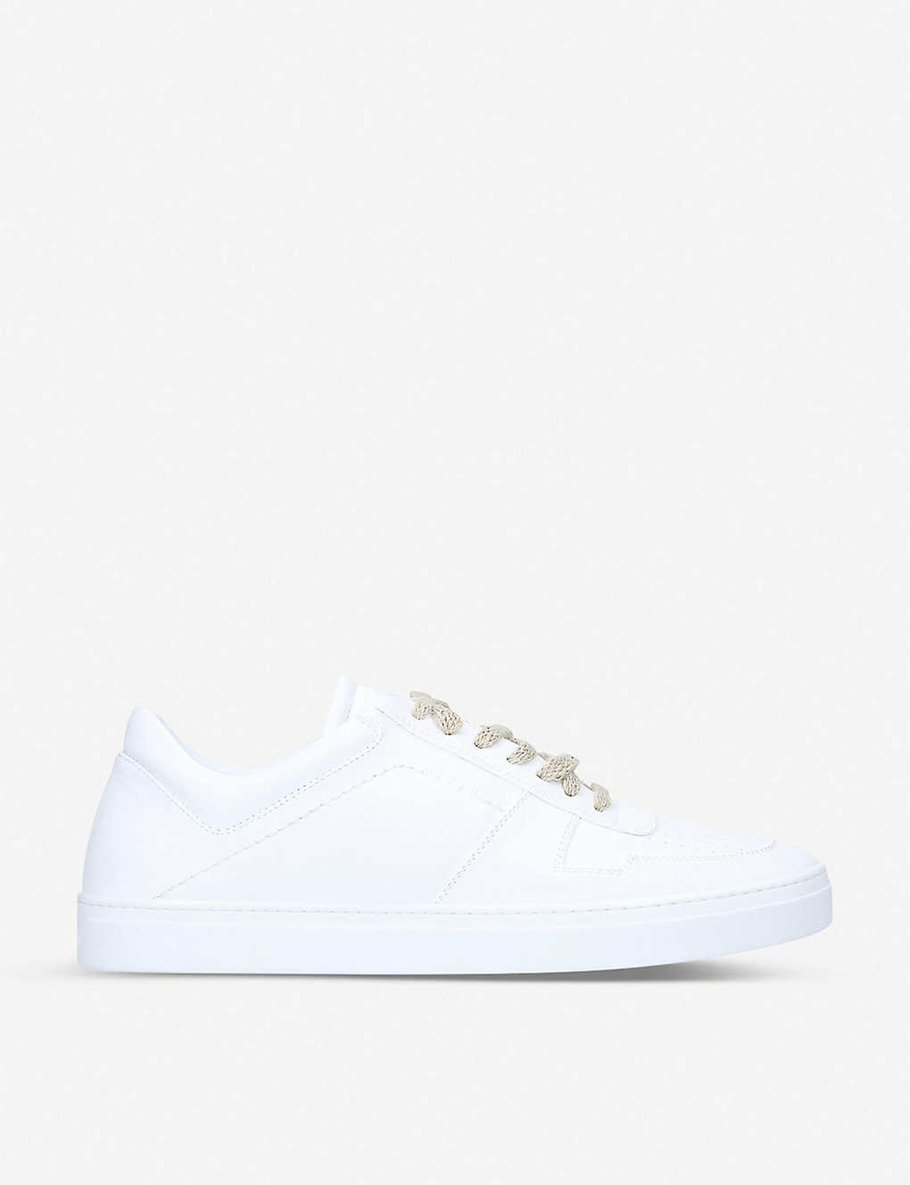 YATAY: Irori recycled-polyester low-top trainers