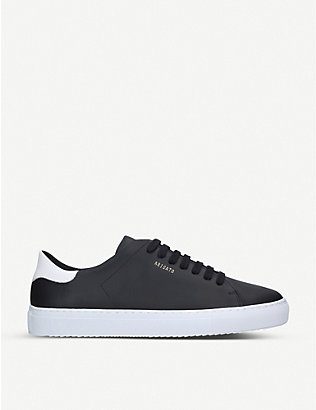 AXEL ARIGATO: Clean 90 leather trainers