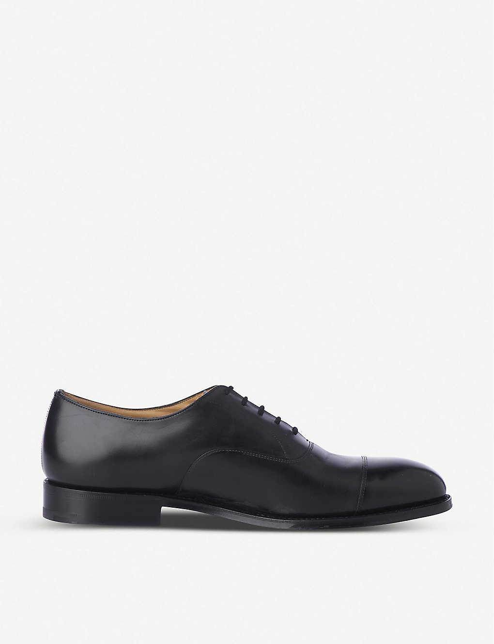 CHURCH: Consul G leather Oxford shoes
