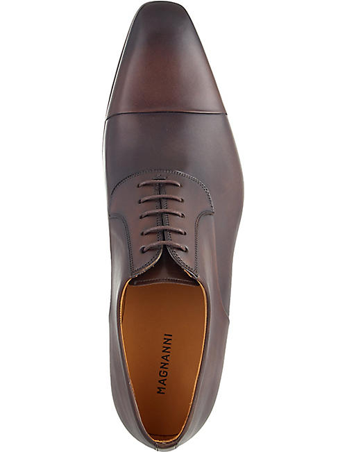 MAGNANNI Toecap Oxford shoes