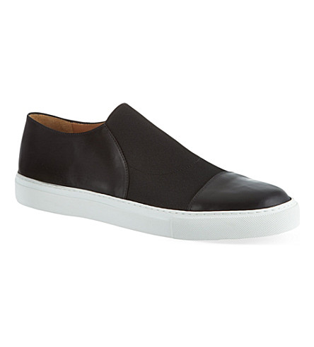 c7d22f10940 ... DRIES VAN NOTEN Slip-on sneakers (Black. PreviousNext