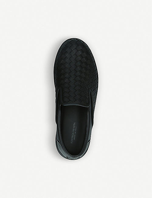 BOTTEGA VENETA Tourmaline outdoor slipper