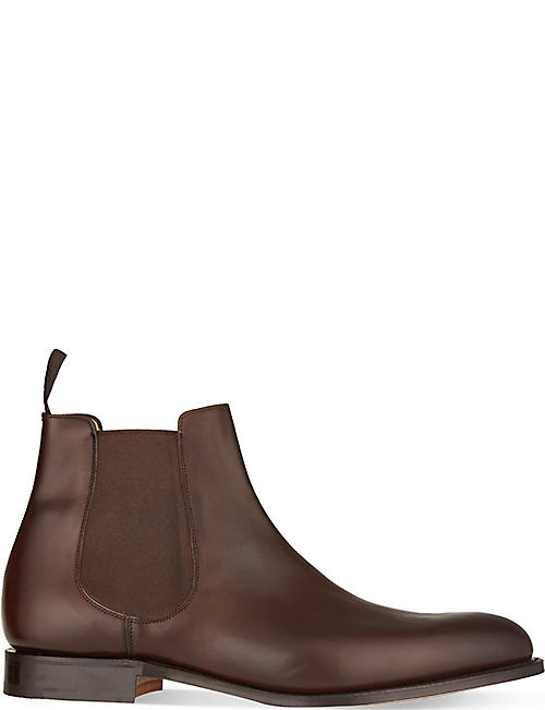 CHURCH Houston leather Chelsea boots