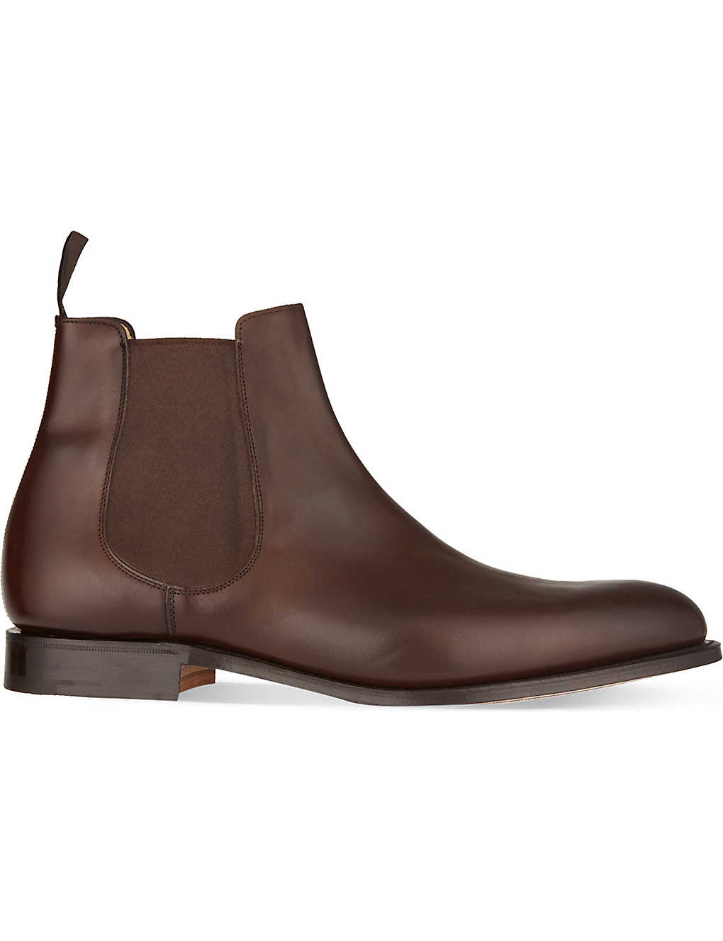 CHURCH: Houston leather Chelsea boots