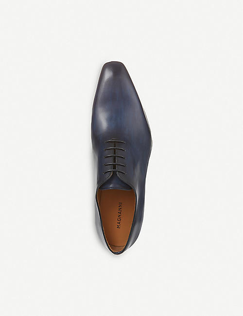 MAGNANNI Wholecut lace-up shoes