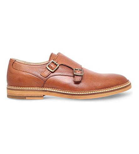 e5a09d9da KG KURT GEIGER - Sparrow leather monk shoes