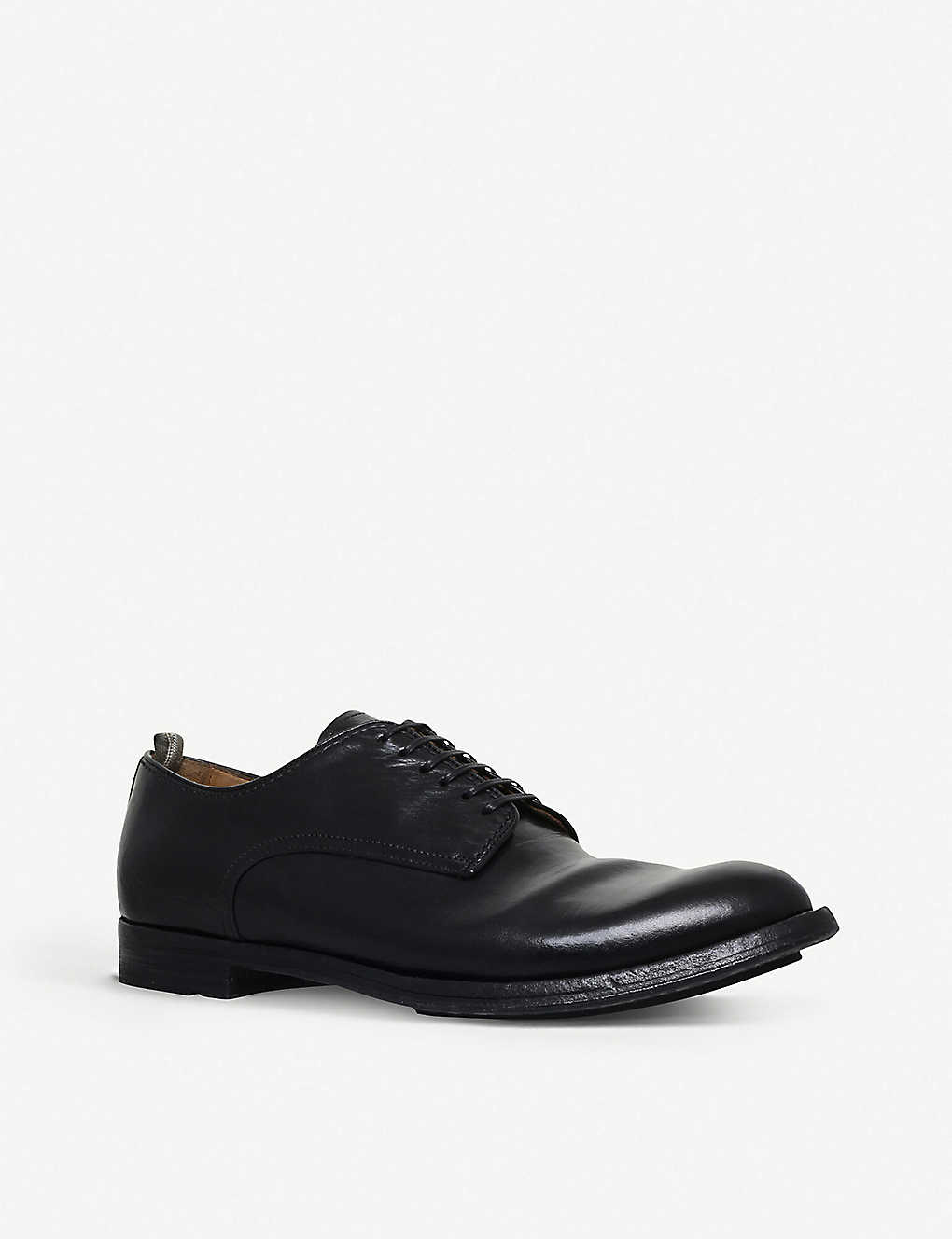 3616fac5a333 OFFICINE CREATIVE - 6-eyelet leather derby shoes