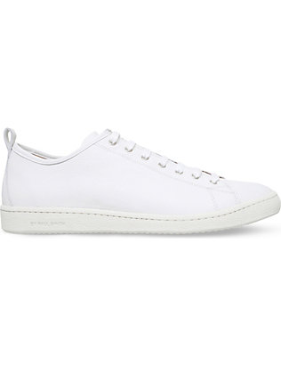 PAUL SMITH: Miyata leather trainers