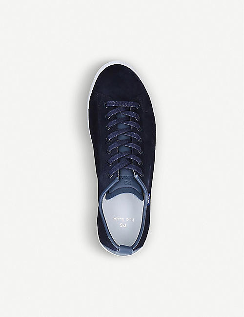 PAUL SMITH Miyata suede trainers