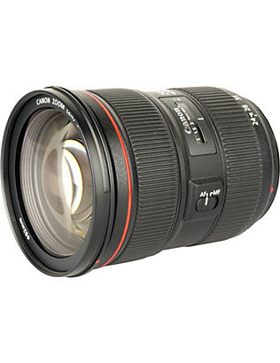 CANON: EF24-70 f/2.8 MKII lens