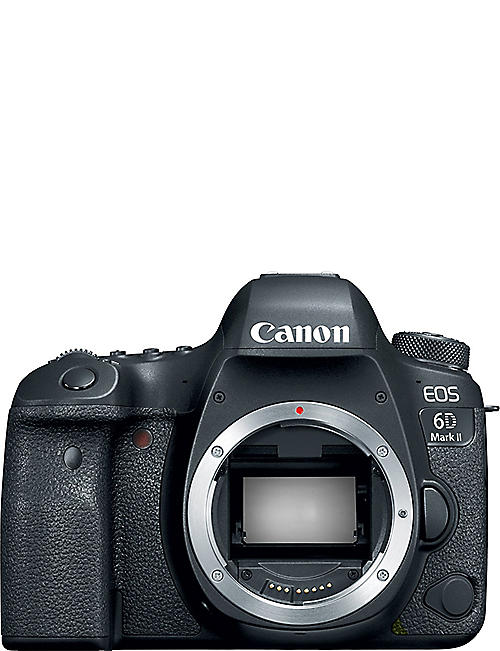 CANON: EOS 6D Mk. II DSLR Camera Body