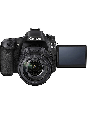 CANON EOS 80d dslr kit