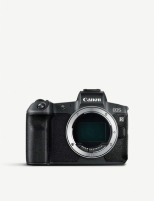 CANON EOS R Camera and Mount Adaptor Kit
