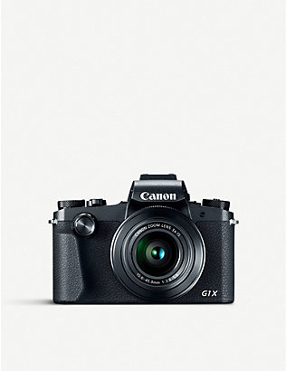 CANON: PowerShot G1X MkIII digital camera
