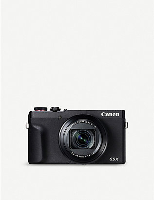 CANON: PowerShot G5 X Mark II digital camera