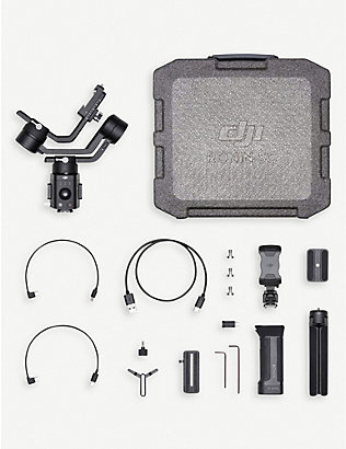 DJI: Ronin-SC Mirrorless Camera Stabiliser Gimbal